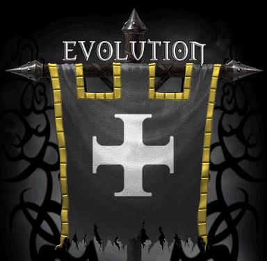 blason evolution